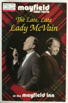 Late, Late Lady McVain - Guy Siner, Errol Sitahal